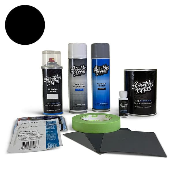 Acura/Honda Berlina Black (NH-547) Touch Up Paint