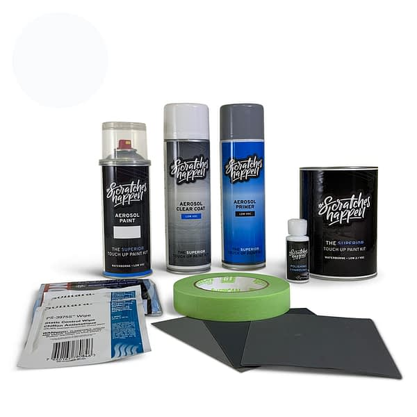 ScratchesHappen® Touch Up Paint Kit (Aerosol - Complete)