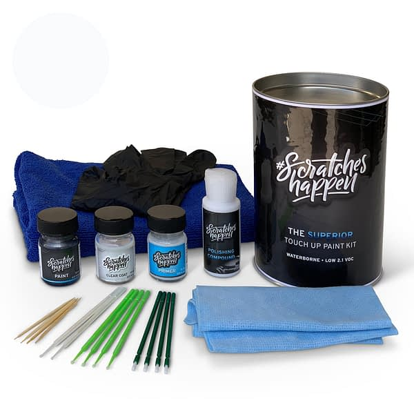 ScratchesHappen® Touch Up Paint Kit (Bottle - Complete)