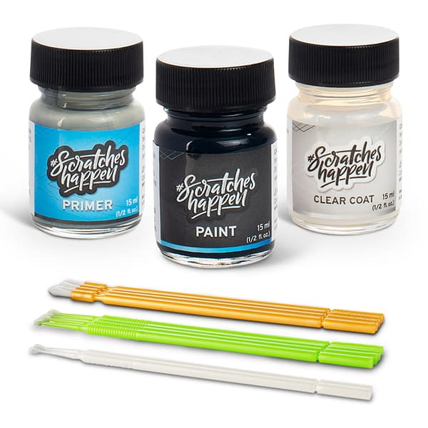 ScratchesHappen® Touch Up Paint Kit (Bottle - Preferred)