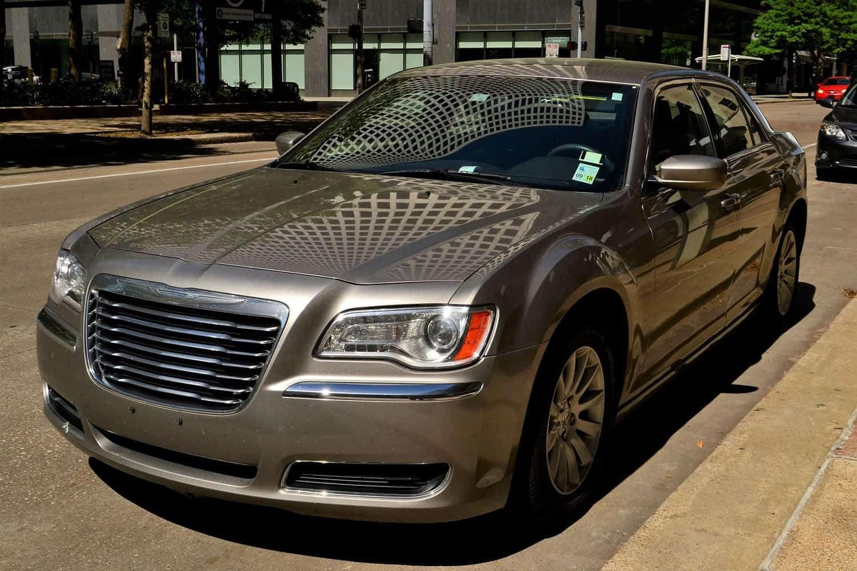 Chrysler Paint Code Location